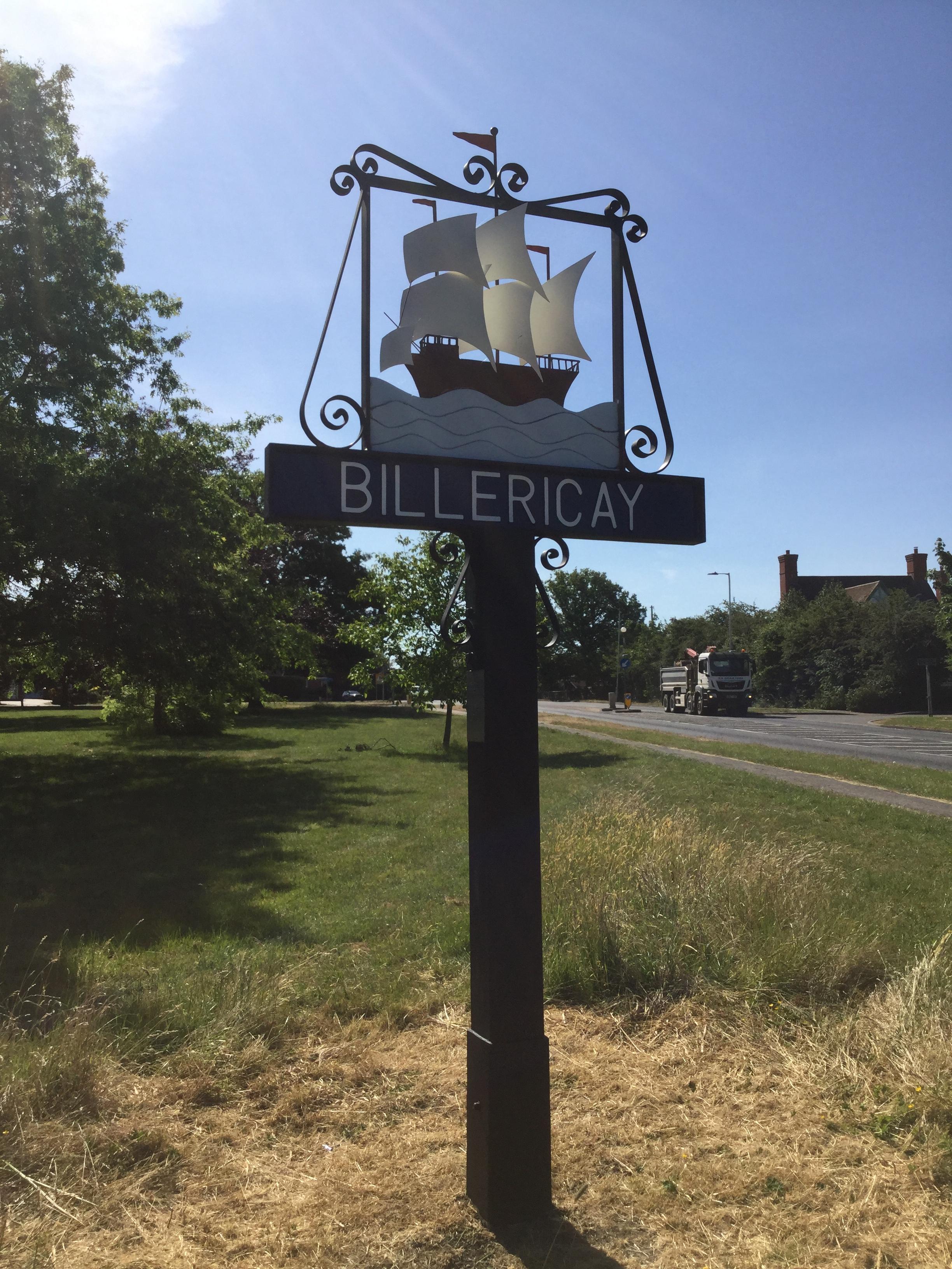Bill Soc sign 3